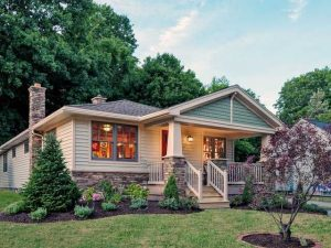 Saving Energy by Improving Homes Exteriors