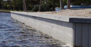 What Type of Seawall Is Better – Vinyl Or Concrete?