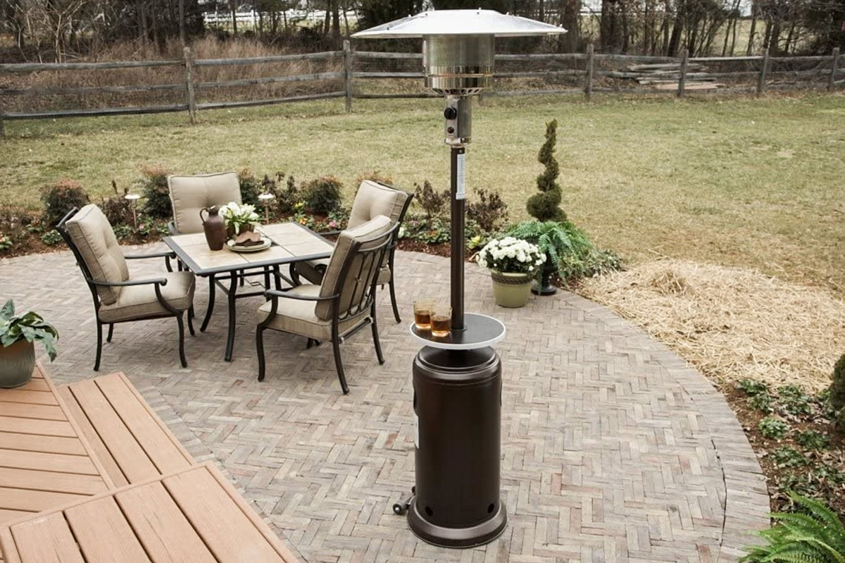Make Your Outdoor Spaces Warm with Terrace Heaters